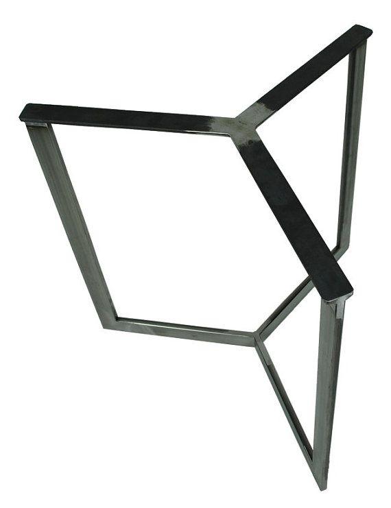 Carbon Steel Tri Leg Base By