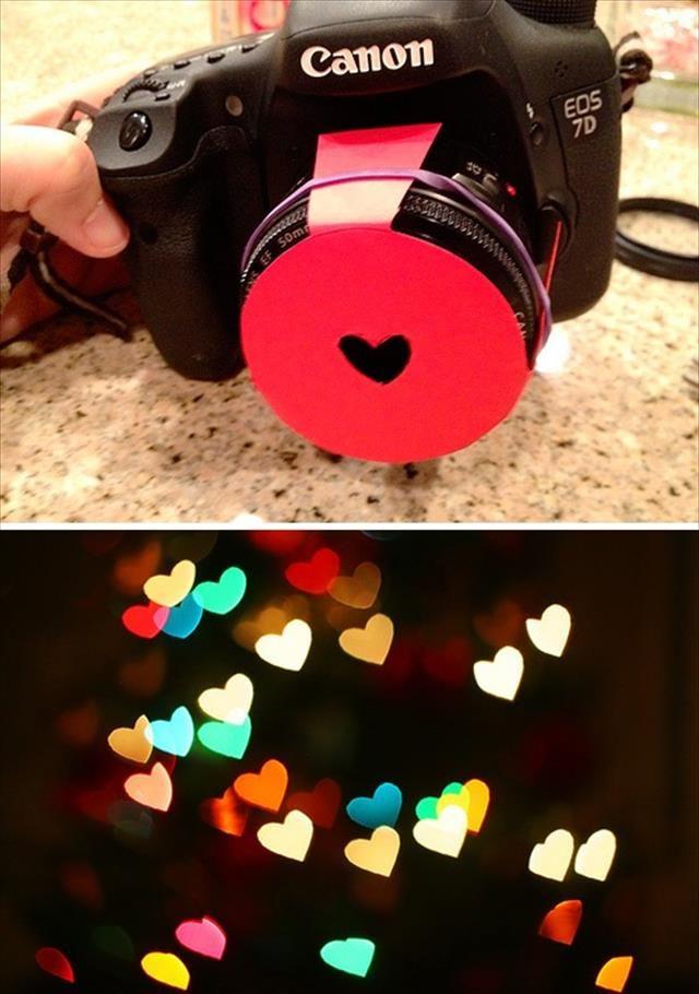 25 Diy Creative Ideas For Home Decor Diy Photography Valentines