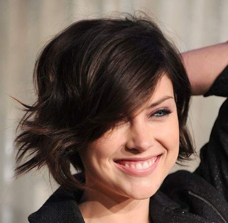 Image Result For Bob Styles For Thick Hair