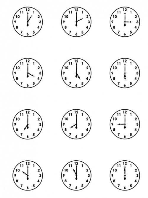 could use this printable zeit uhr clock worksheets free printable worksheets und clock. Black Bedroom Furniture Sets. Home Design Ideas