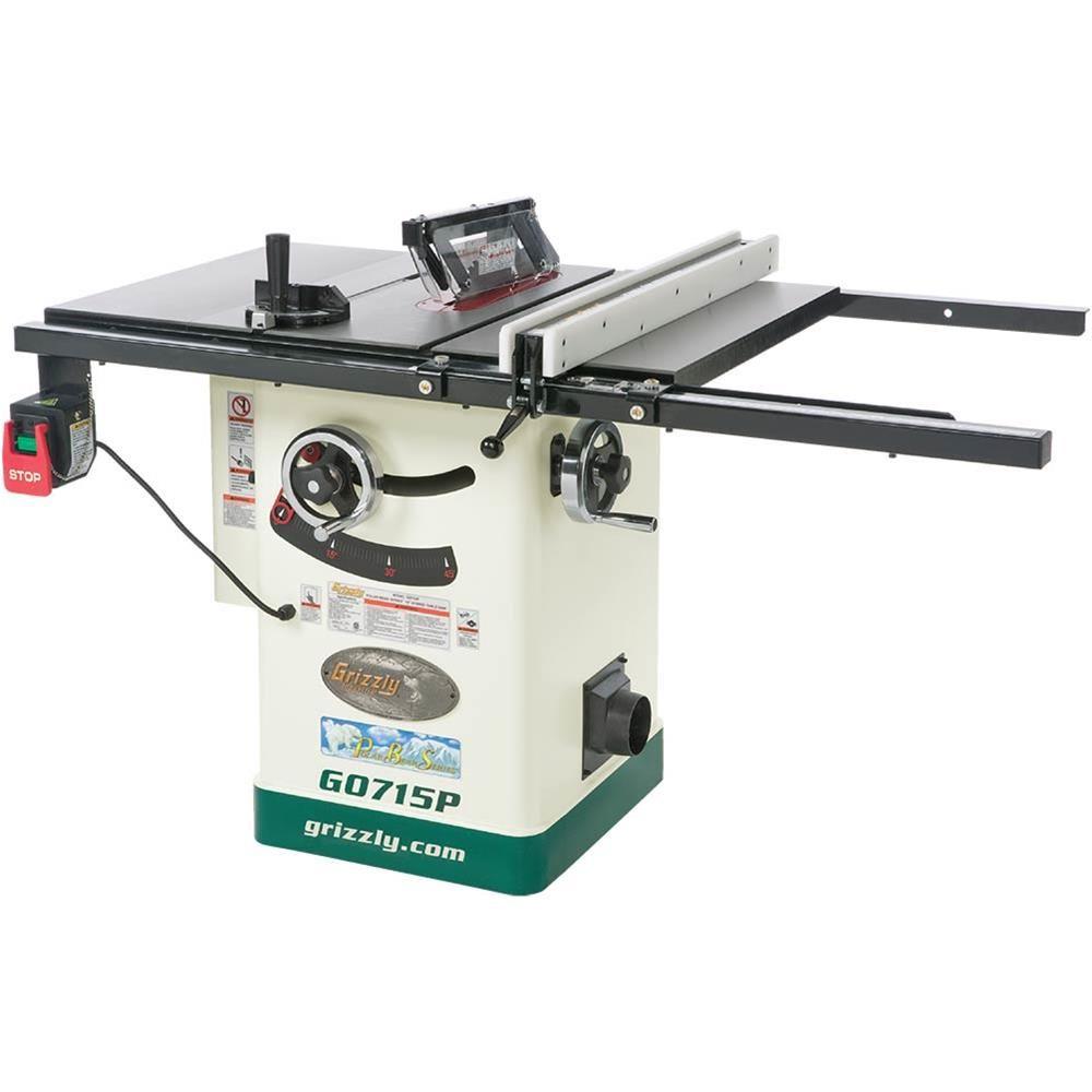 10 Hybrid Table Saw With Riving Knife Polar Bear Series Hybrid Table Saw Table Saw Reviews Best Table Saw