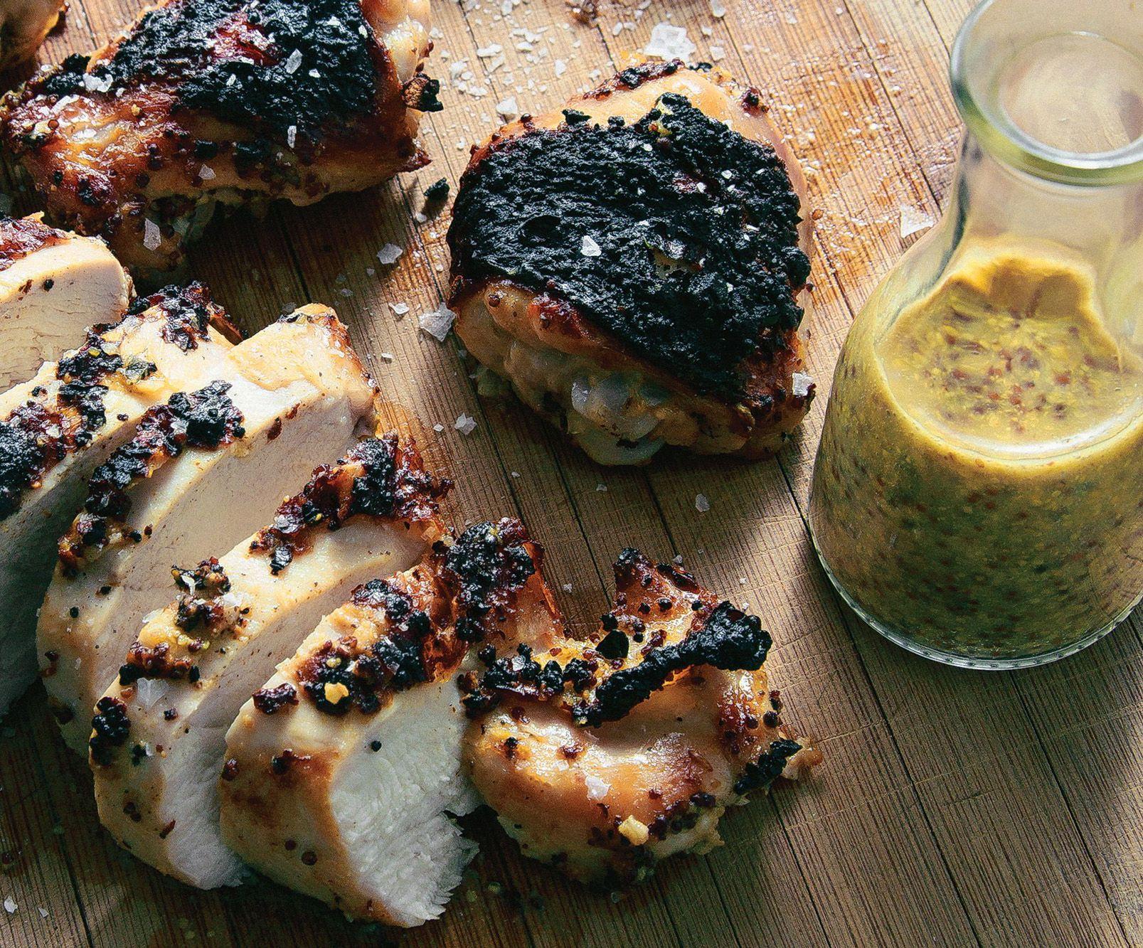 Mustard Baked Chicken Recipe Baked Chicken Recipes Best