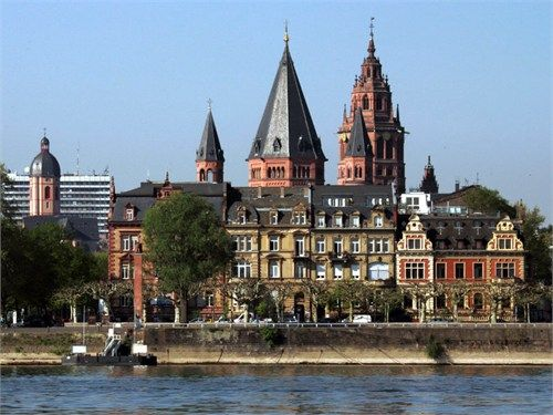 See In Mainz