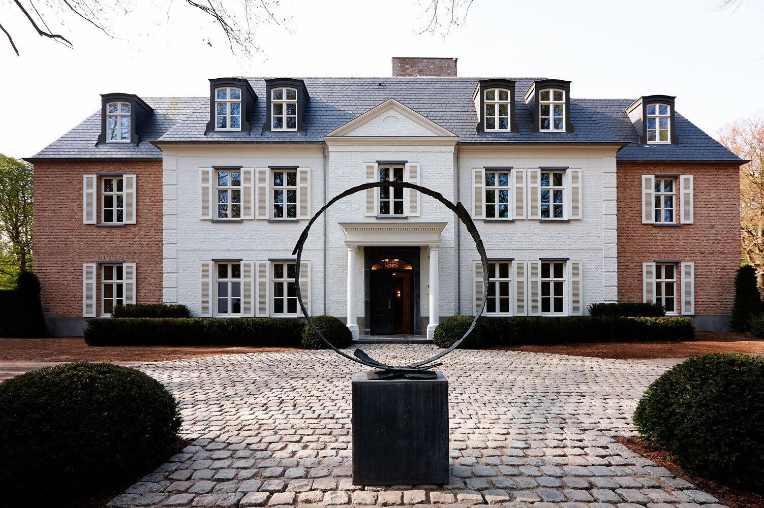 Renovatie Victoriaanse Villa : Construction de villas vlassak verhulst mansions