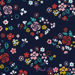 Rashida Coleman-Hale Tsuru Blossom Festival [C9F-Tsuru-BlossomFestival] - $12.45 : Pink Chalk Fabrics is your online source for modern quilting cottons and sewing patterns., Cloth, Pattern + Tool for Modern Sewists