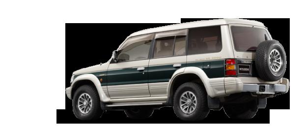 Mitsubishi Pajero Lwb Vnedorozhniki