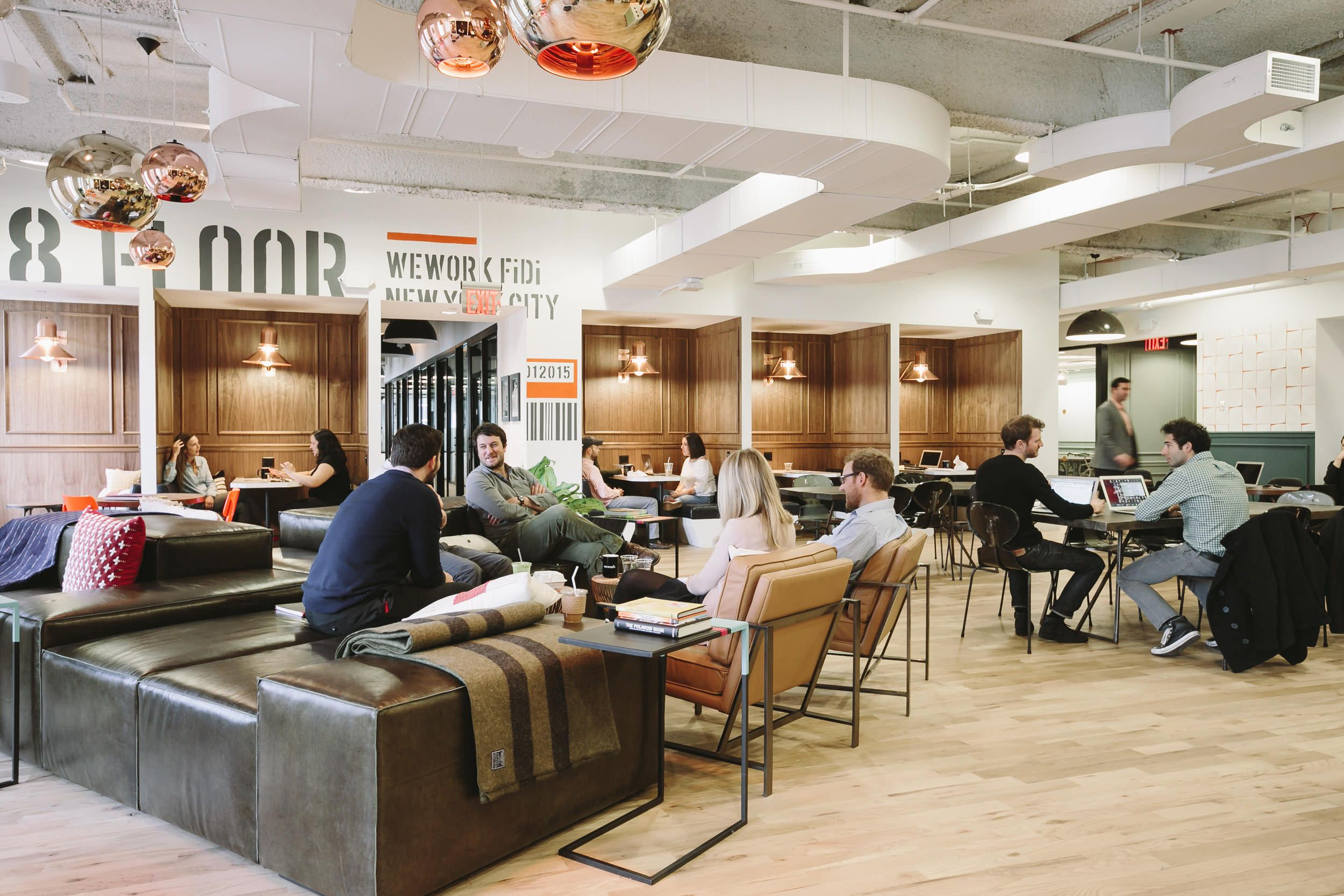 Scaling Through Culture WeWork And Blue Bottle