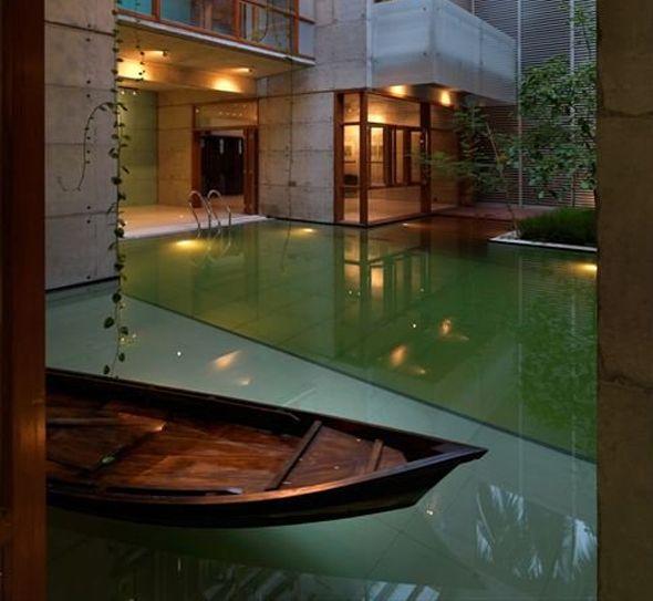 s a residence par shatotto architects espace vert vocabulaire et module. Black Bedroom Furniture Sets. Home Design Ideas