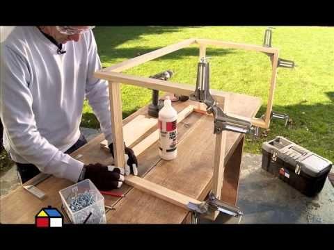 ¿Cómo construir mesas de centro apilables? - YouTube
