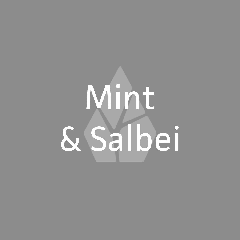 Mint Wandfarbe: Wandfarbe In Mint & Salbei Finden: Www.kolorat.de #KOLORAT