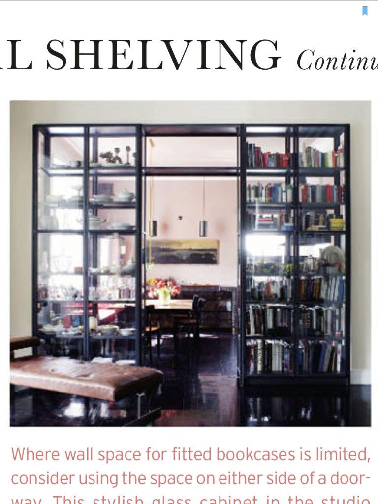 Lovely bookcase room separator house i love pinterest room