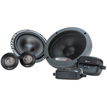 MB Quart FSB216 Formula Series 6.5 Component Speaker System - Walmart.com #componentspeakers