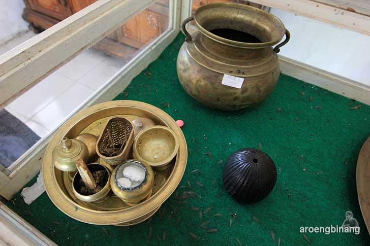 Museum Buding Istiqomah Buding Belitung Timur Babel Gps Wisata Indonesia Museum