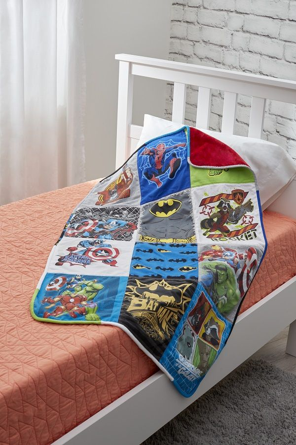 Cuddly T Shirt Quilt Make With A Fleece Backing For A Soft Cuddly