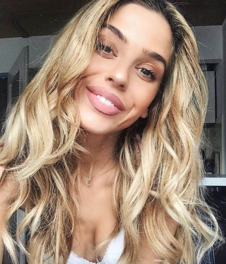 Blonde With Darker Undertones This Is What I M Going For Kim