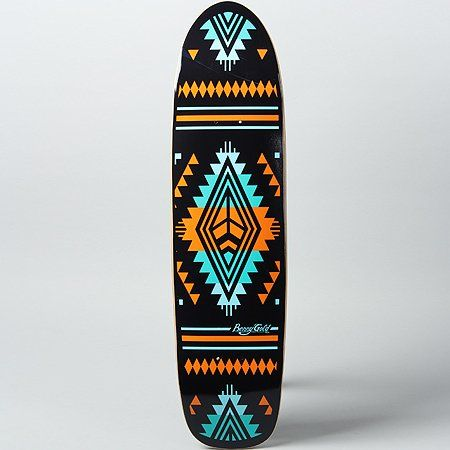for guys or gals! Fancy - The Native Cruiser Skateboard Deck by ...