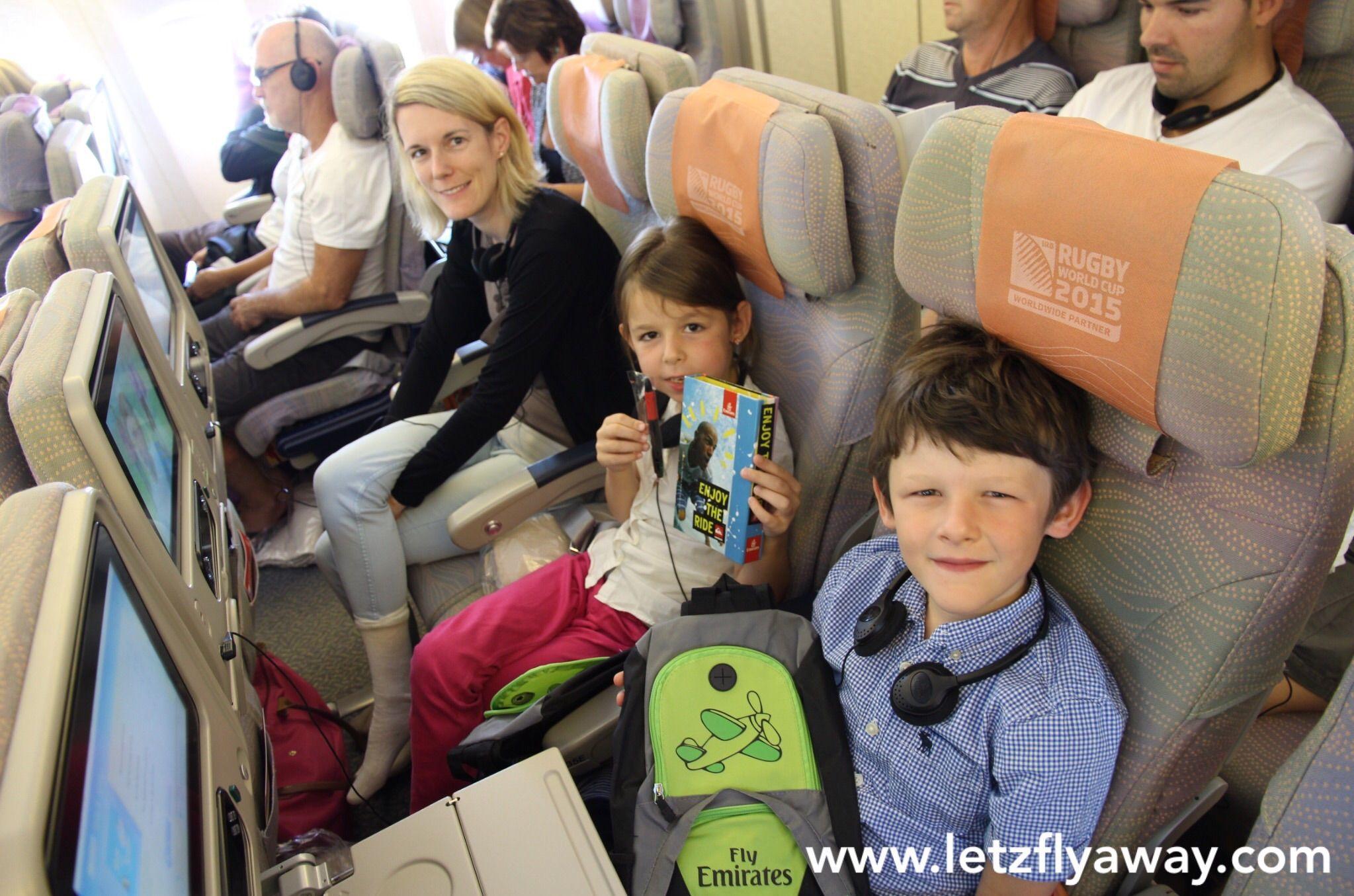 Emirates Economy Class Flight Review Airline economy