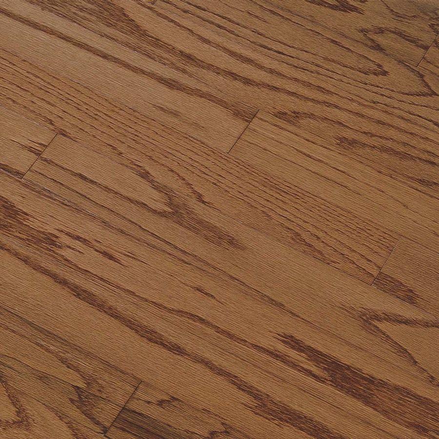 Shop Bruce Hillden Plank 7in W Prefinished Oak Engineered