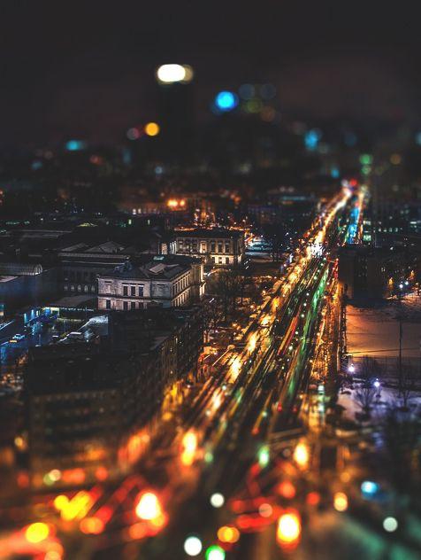 Cityneonlights Source Photographer Boston Paisaje Urbano Paisajes Ciudades