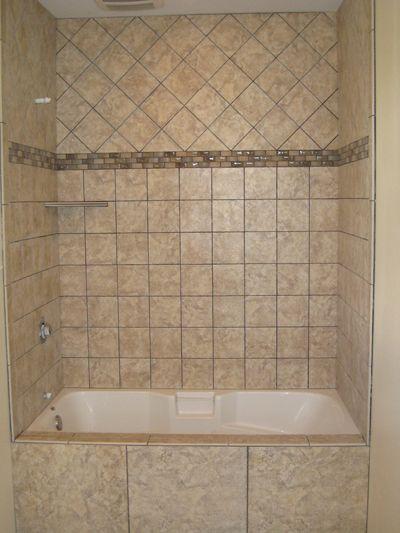 tile surrounding bathtub   ... Tile Contractor, Tile Installer   DMJ Services, Granite Installer