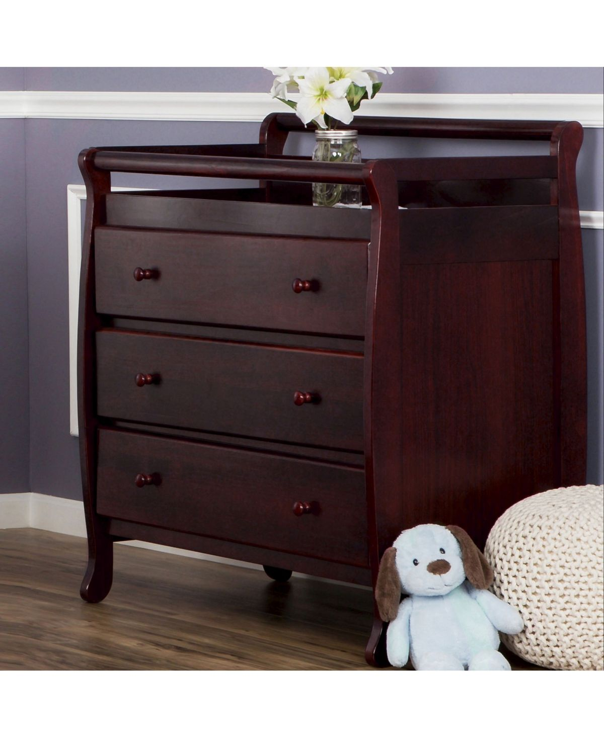 Dream On Me Liberty Changing Table & Reviews Furniture