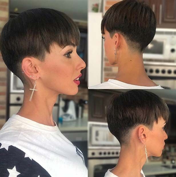 43 Short Haircuts for Women to Copy in 2021   Stay