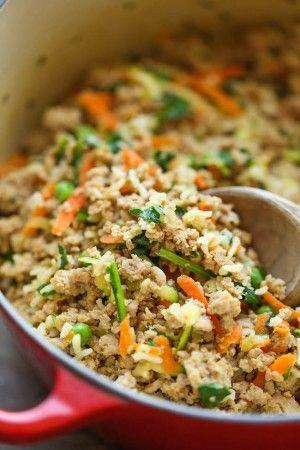 Diy homemade dog food recipe homemade dog food homemade dog and food diy homemade dog forumfinder Images