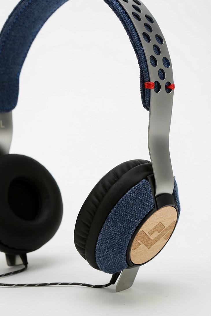 House Of Marley Liberate Headphones Headphones Audio Design