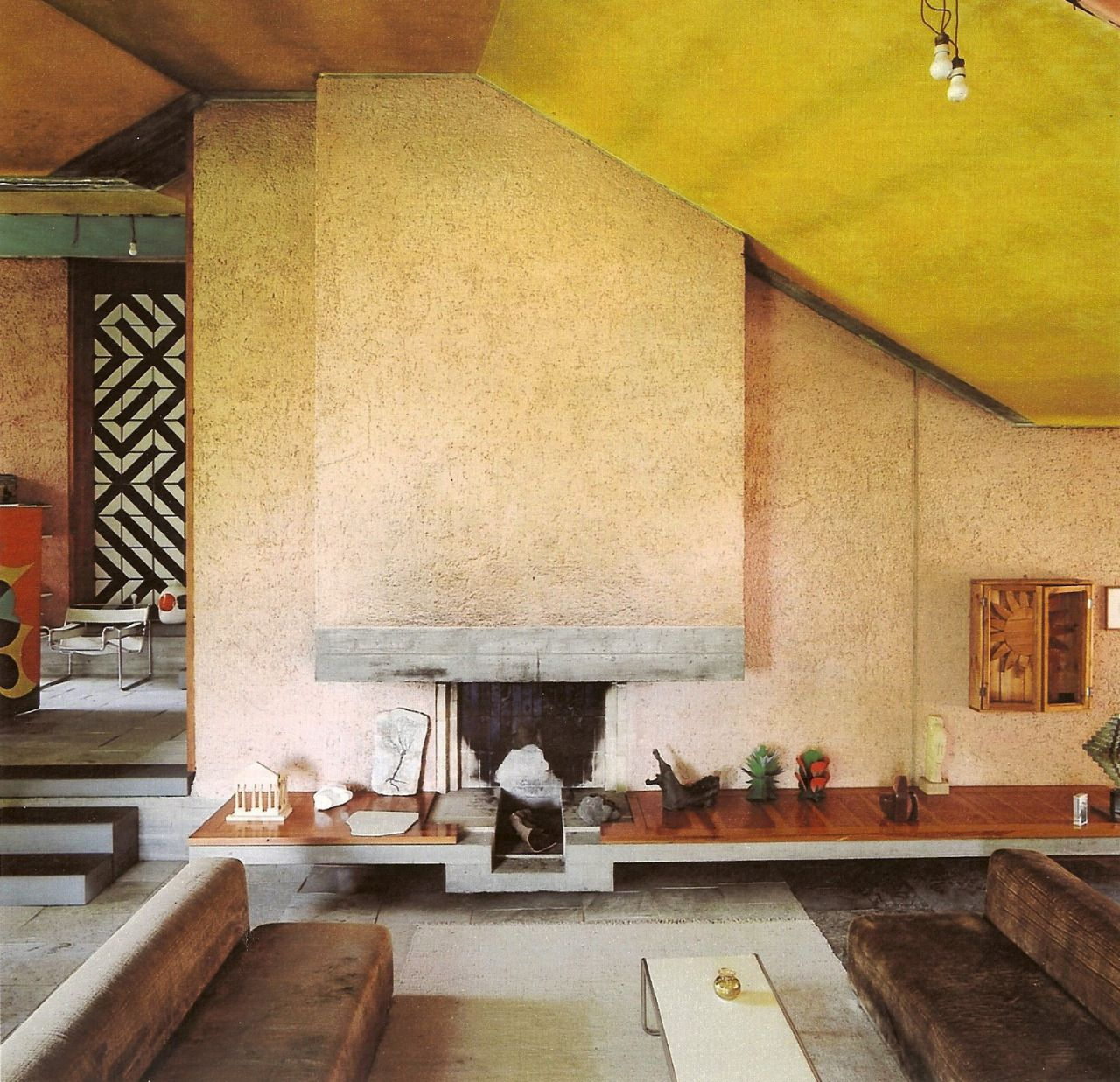 Casa Décoration Maison Carlo Scarpa Casa Tabarelli Dreaming Of Dwellings And