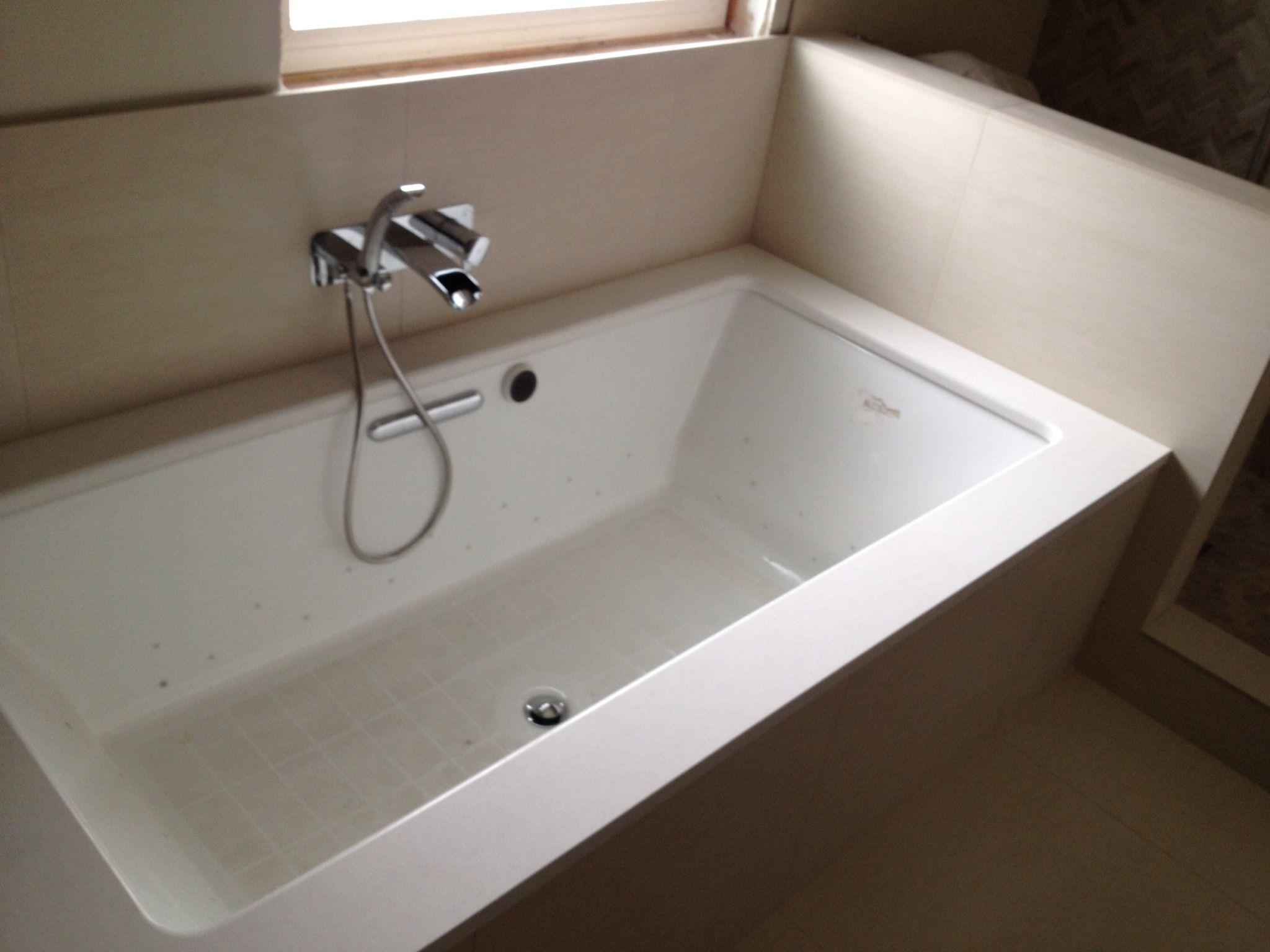 Image result for undermount bathtub | hall bath in 2018 | Pinterest ...
