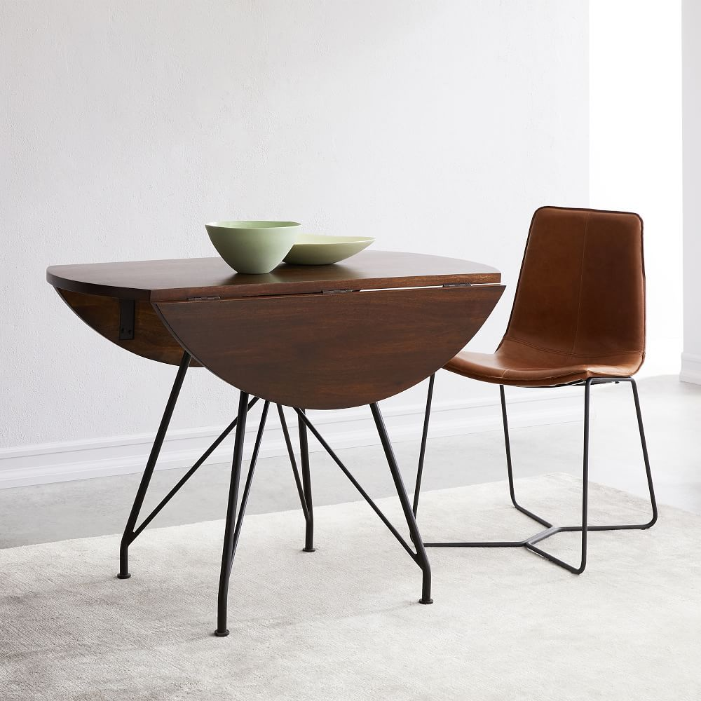 Jules Drop Leaf Expandable Dining Table In 2020 Expandable