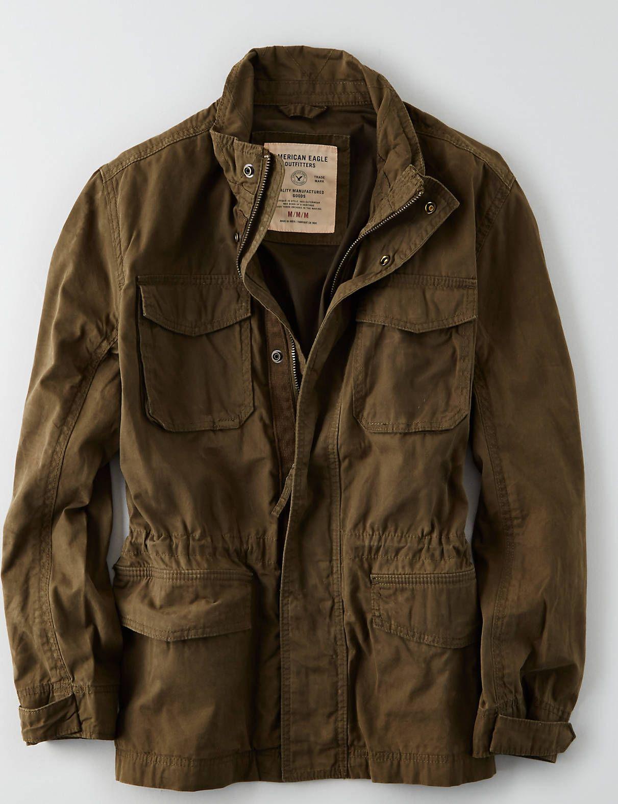 Aeo Military Jacket Olive Jackets Men Fashion Mens Fashion Rugged Mens Winter Fashion Outfits