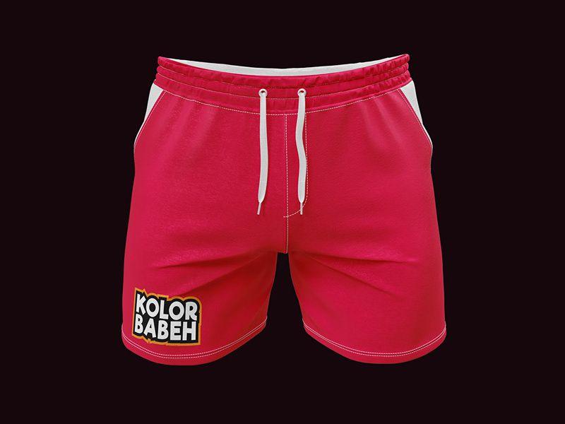 Download Shorts Trouser Mockup Psd Mockup Psd Clothing Mockup Mockup