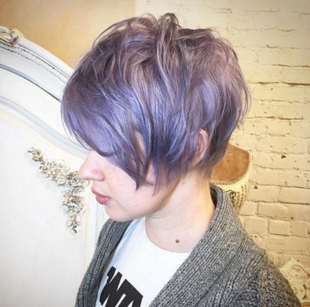 gorgeous long pixie hairstyles hair summer pinterest