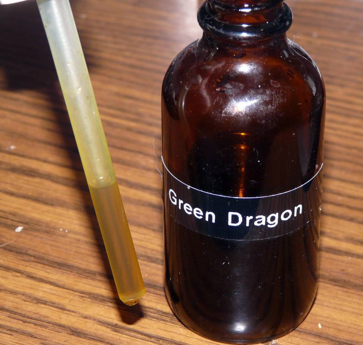 Ask Old Hippie How Do You Make Green Dragon Hippie Mix