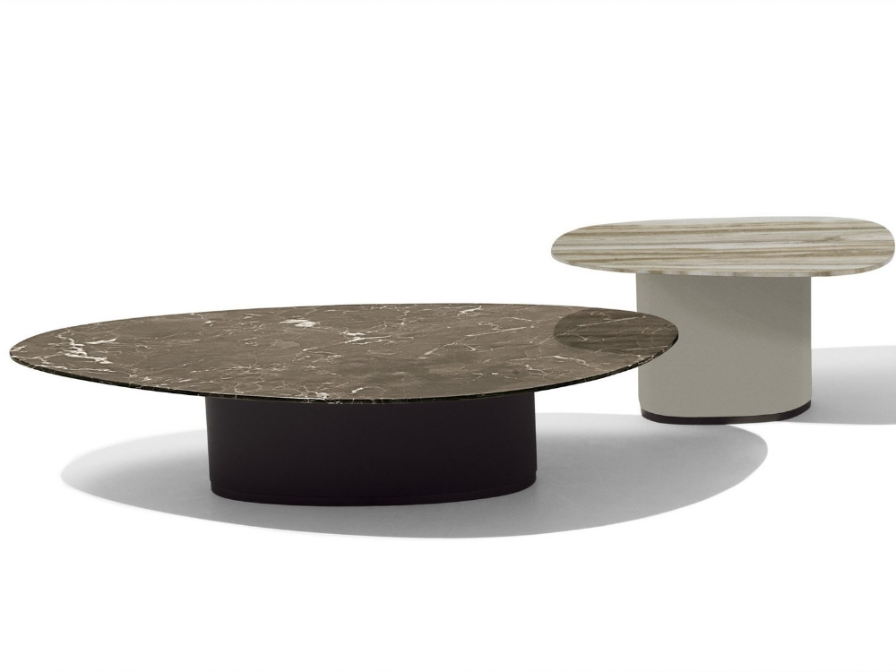 GALET Marble coffee table Galet Collection By