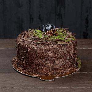 Liva Çikolatalı Fıstıklı Pasta