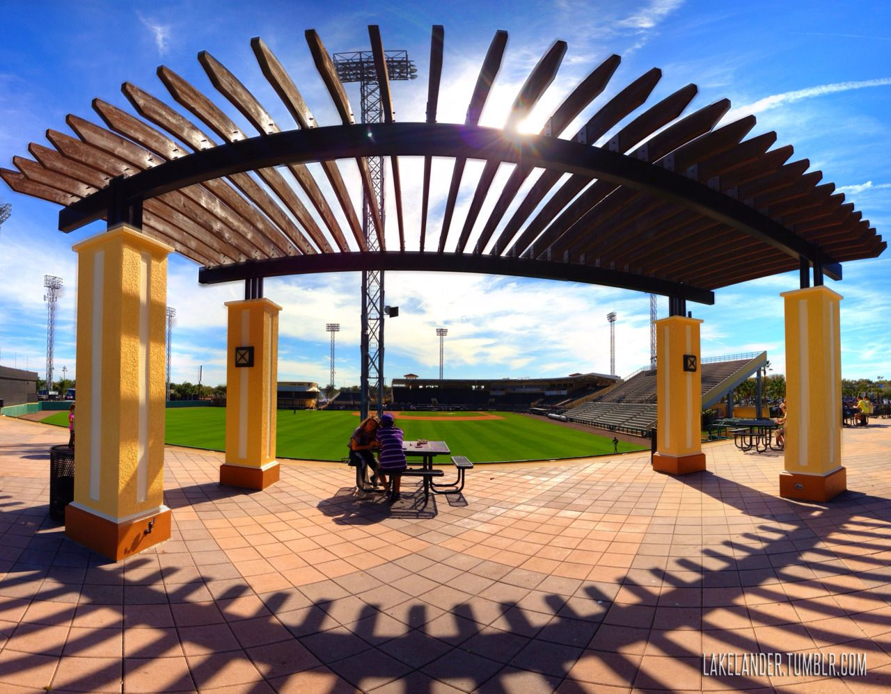 Joker Marchant Stadium in Lakeland, Florida #CentralFL # ...