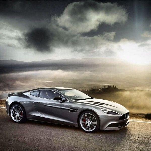 Aston Martin Vanquish By Jodie