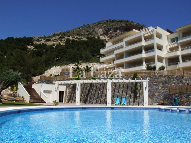 Appartement Panorama Hills  http://www.lacaza.nl/over-de-costa-blanca.html