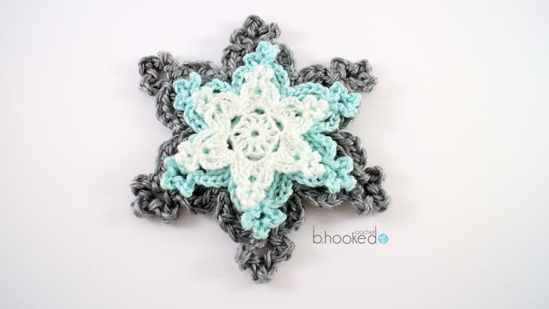 Holiday Snowflakes - The Yarn Box The Yarn Box | crochet and crafts ...