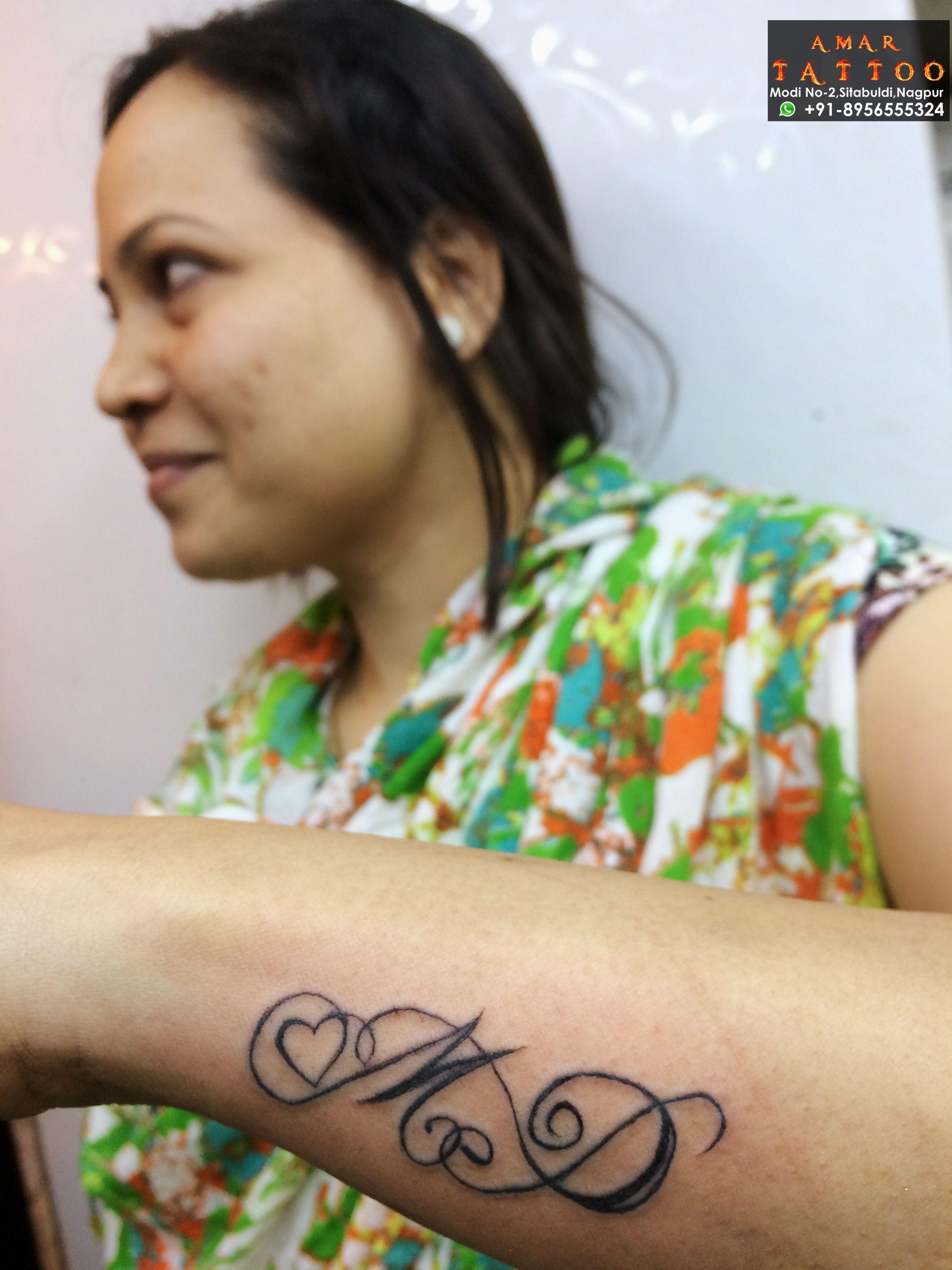 31+ M letter design tattoo ideas