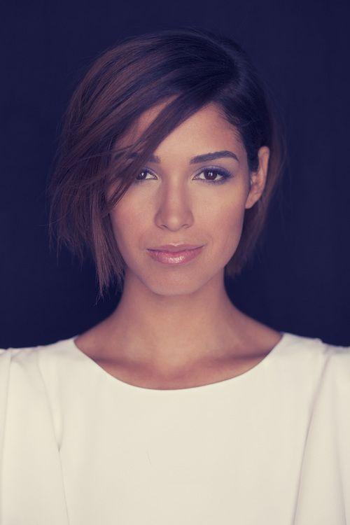 Moriah Peters, BRAVE album Makeup and hair by Rosa