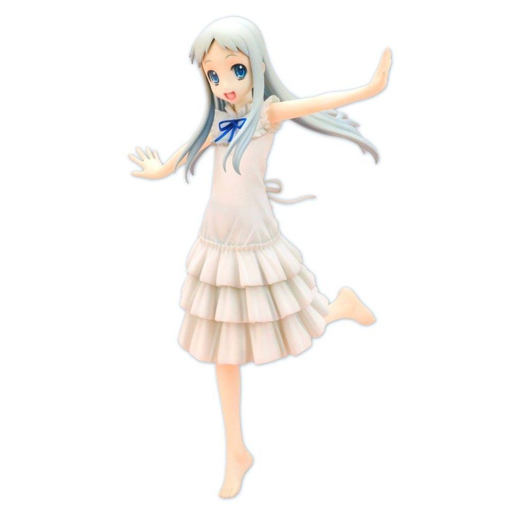 USED Anohana Menma Honma Meiko 1//8 PVC Figure Alter