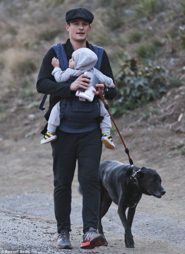 This is how our dog gets walked....with the baby :) #ergobaby #idealmothersday #babywearing