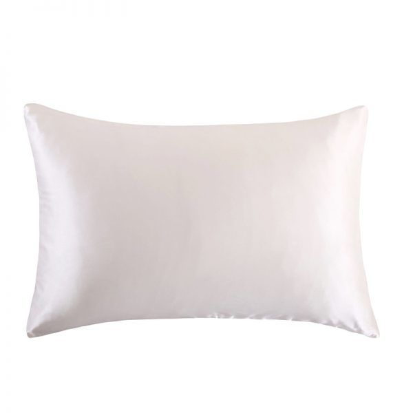 - Woven with 18 amino acids, this pillowcase is breathable and naturally hypoallergenic. While it's also great for your skin, it promotes healthier hair thanks to its high-quality fibers.