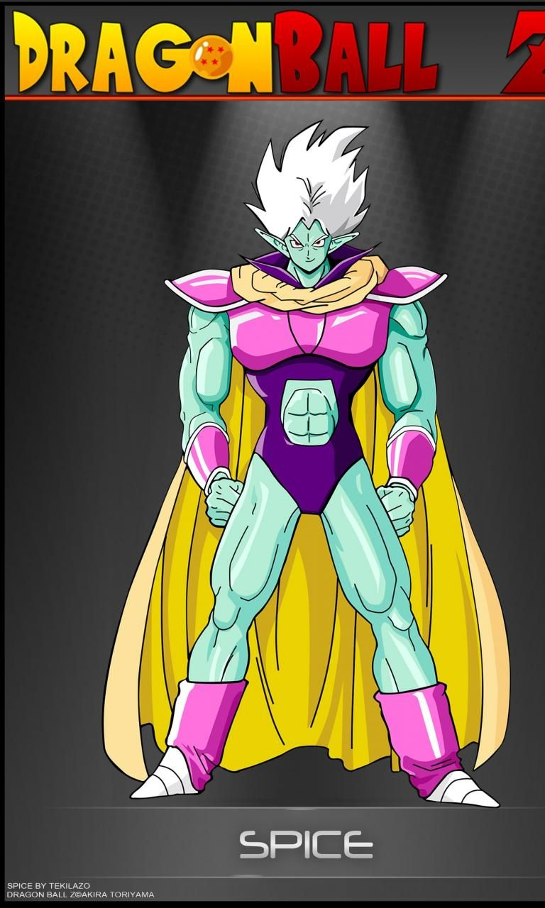 Dbz Spice Google Search Dragon Ball Z Dragon Ball Anime Character Design