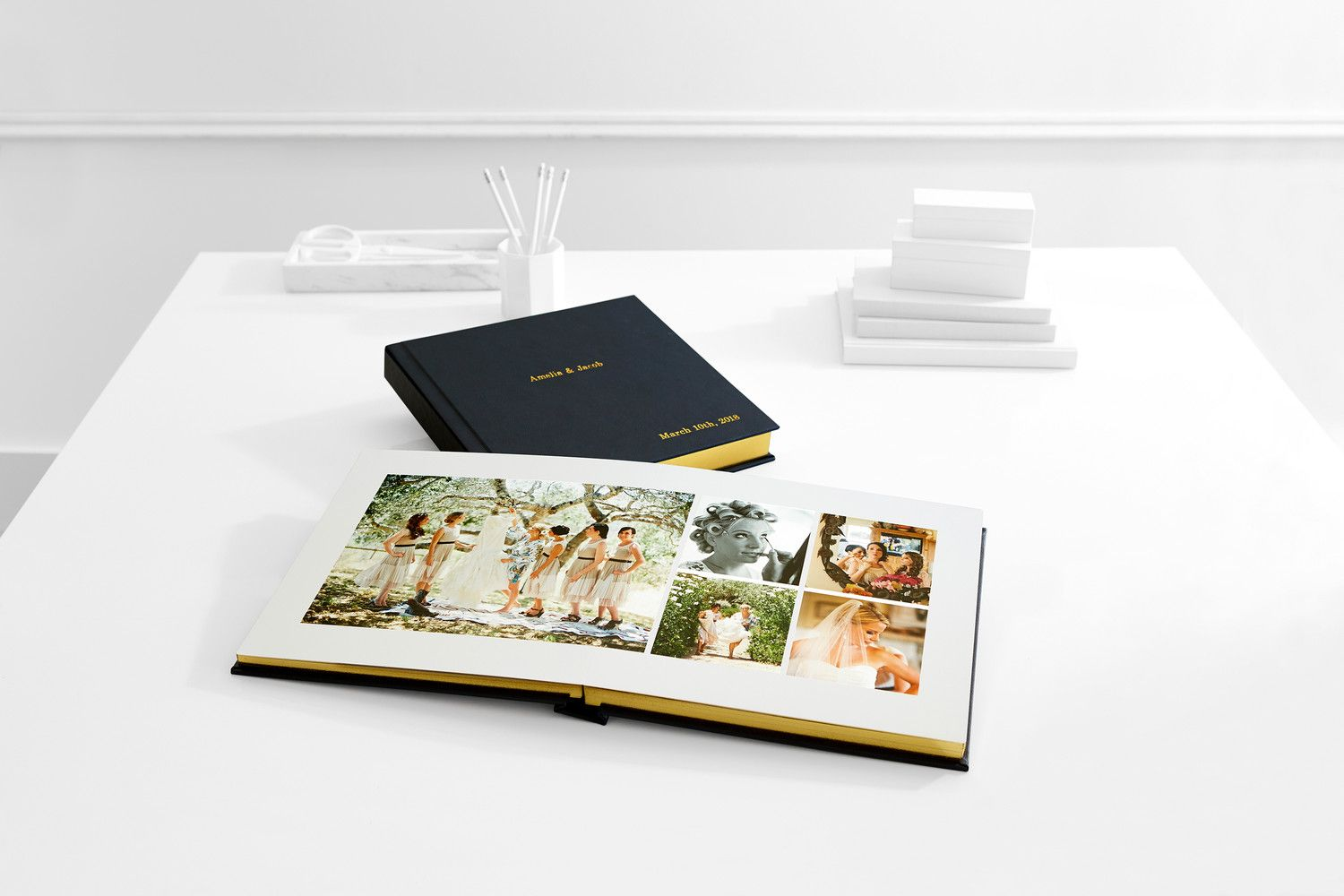 The Best Wedding Albums For Every Budget Wedding Photo Albums Wedding Photo Book Cover Wedding Photo Album Book