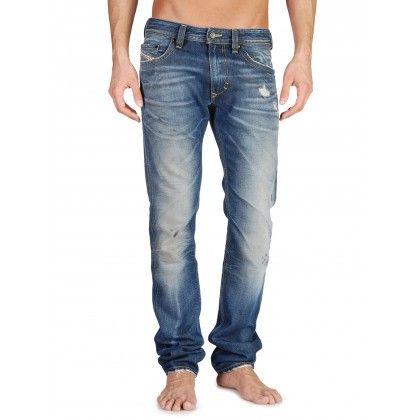 Diesel Thavar 008NE Slim-Skinny Jeans