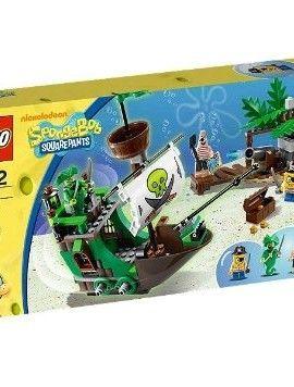 LEGO-Bob-Esponja-3817-El-Holands-Errante-0